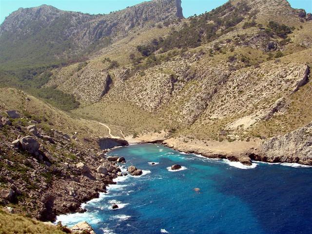 Mallorca Coastline