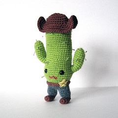 Cacti Joe (irenestrange) Tags: cactus green cacti cowboy joe amigurumi wildwest wildwildwest fotoitalia