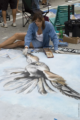 street painting festival, no.4