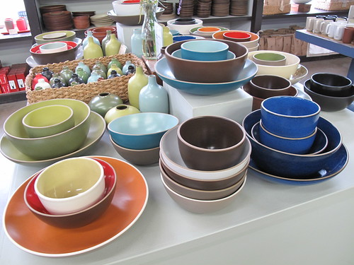 Heath Ceramics Factory Store - Sausalito & Alice Q. Foodie: The Heath Ceramics Factory and Store - Sausalito