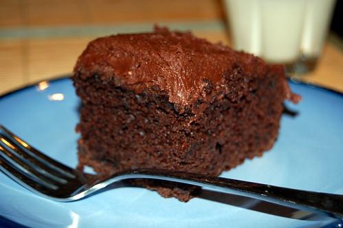 2010.02.21--Hershey's chocolate cake for Adam-1.3