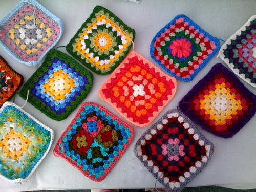 A selection of gorgeous colours!  From Elizabeth Cat! Thank you!