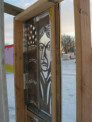 Art Shanty Project -- After the Fall-- Philospher's Shanty (tellmethefuture) Tags: art shanty projects