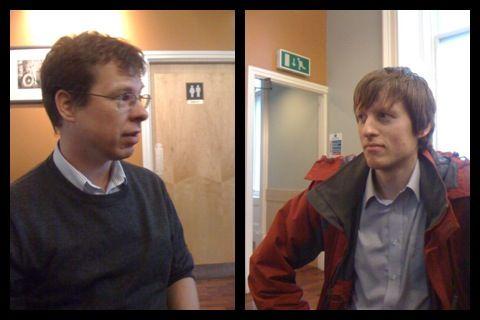Marc + Jonathan