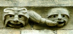 Demon dentist! (tina negus) Tags: church carving medieval soul demon sculture corbel stwulframs southaisle