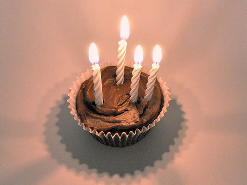 Same Cupcake but with One More Candle