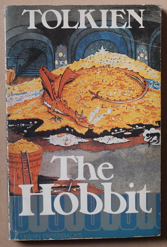 The Hobbit, J.R.R. Tolkien by alexisorloff