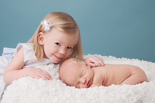 Anne Arundel County Newborn Photographer Gail Montgomery
