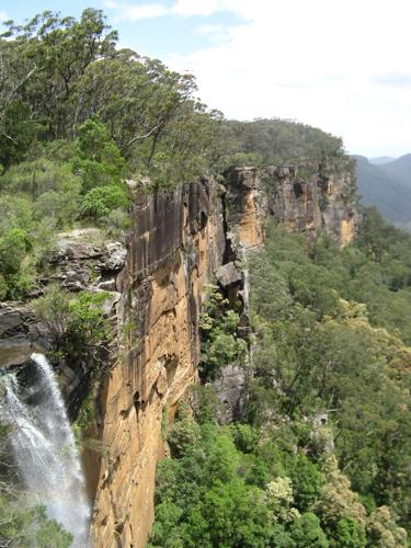 Fitzroy falls (by Simbel_myne)