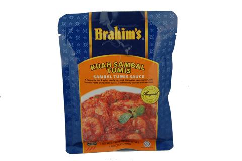 Brahim's Sambal Tumis