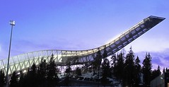 New Oslo Holmenkollen ski jump in Norway #5