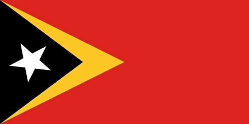 East Timor / Timór Lorosa'e / Timor Leste Island...Former Portuguese colony