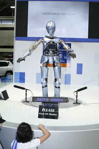 An interactive Robot