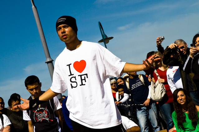 2010.03 - San Francisco