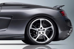 ABT Audi R8 Spyder pictures