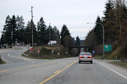 US 101 @ SR 117