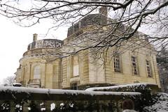 neige à caillouet (8) (pontfire) Tags: normandie france eure caillouet lemesniljourdain neige snow castel chateau wood bois campagne hameaudecaillouet châteaudelacroixrichard