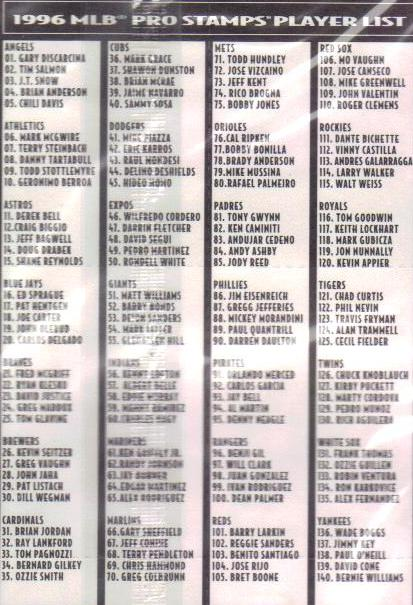 1996 Prostamps 001
