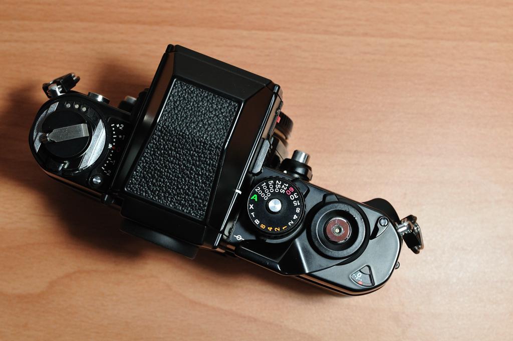 Nikon F3 HP_head