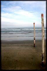 misurare le distanze (_raffaella_) Tags: mare freddo cervia vogliadilibert marzo2010 invernoinfinito