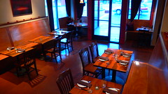 Dining Room (ruedyshots) Tags: food fish bar oregon portland yummy north fine east drinks chef seafood dining cabezon farrell reastaurant