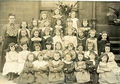 Image titled Napiershall Street School 1900s