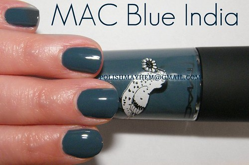 MAC Blue India