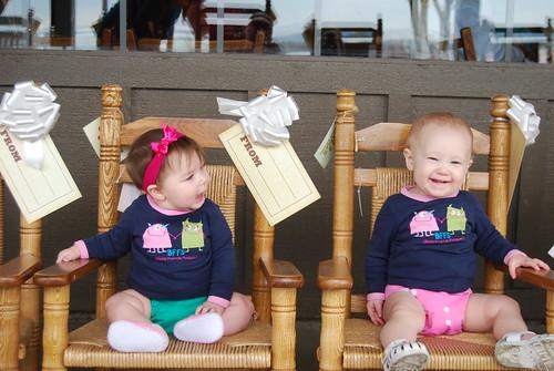 Savannah and Maddie