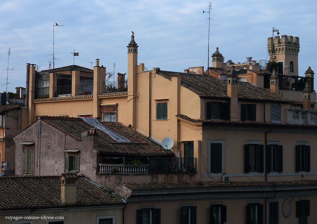 Superbes aménagements des toits