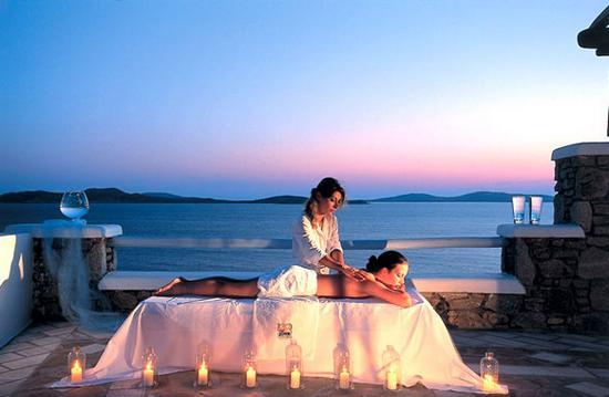 Massage in Balçova Spas