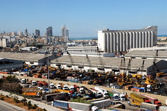 TRUCKING IN LEBANON (Claude  BARUTEL) Tags: road lebanon truck harbour transport eat middle beirut trucking