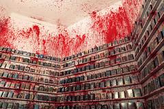VHS_HELL_7896 (VonMurr) Tags: blood poland collection warsaw vhs schizma maurycygomulicki krystiankujda vhshell schizmasztukapolskalat90 schizmapolishartofthe90s
