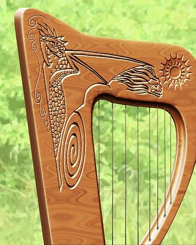 Truthseeker Harp