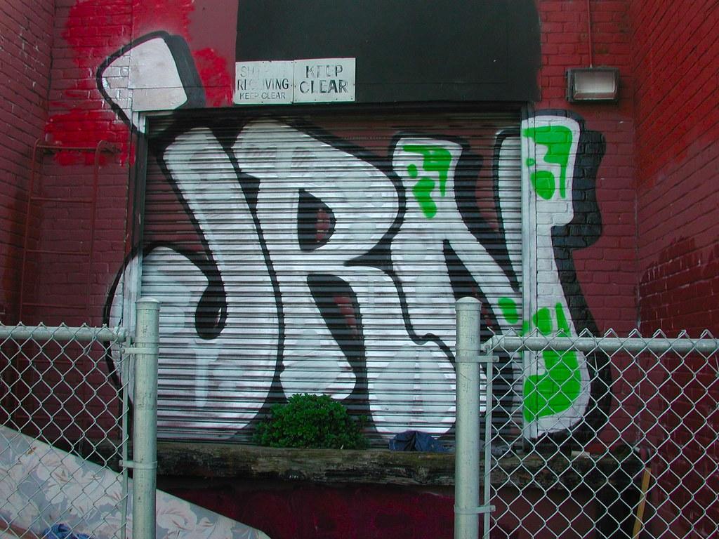 JURNE, HCM, Graffiti, Oakland, Street Art