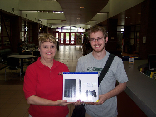 Campus Recreation Survey Drawing Winner