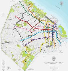 Subterraneo de Buenos Aires proyectos a futuro (gac6479) Tags: del de metro buenos aires proyectos futuros
