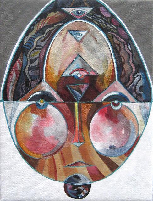 Totem 11, 2010 by Sarah Atlee