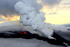 (HildurKr) Tags: volcano lava iceland glacier volcanic eruption volcaniceruption fimmvorduhals