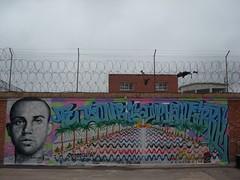 Graff dentro de la carcel de Fontcalent - Alicante España (DOLAR-ONE.ES) Tags: old school españa graffiti spain vieja alicante dolar escuela hiphop carcel loco13 fontcalent tomrock