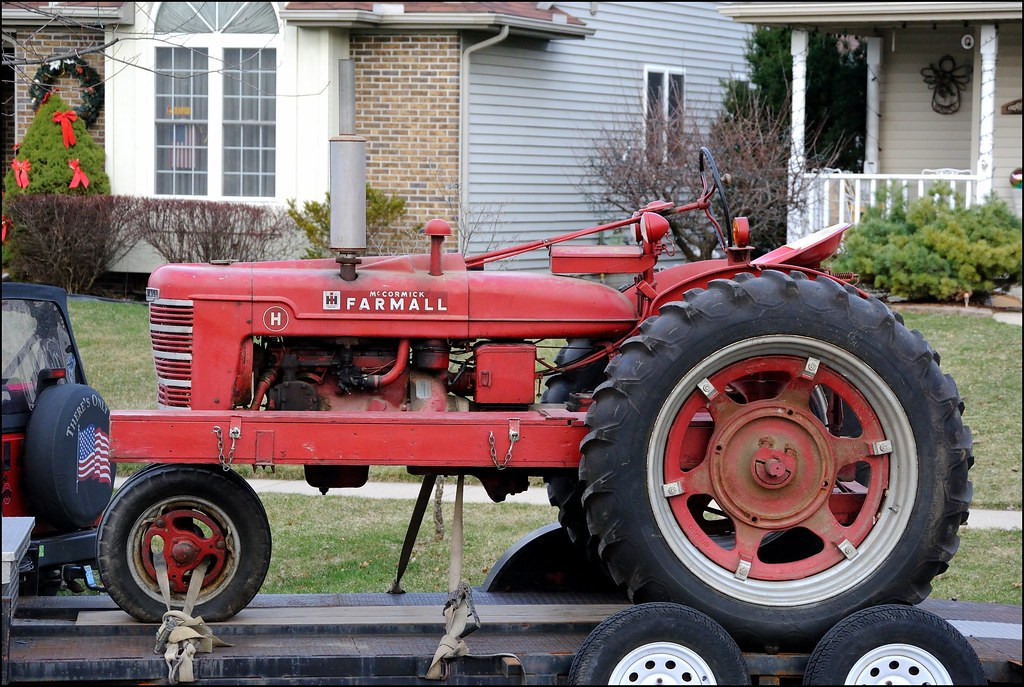dating your farmall h