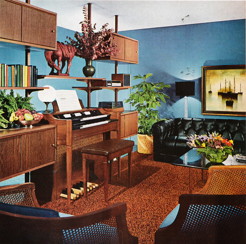 Retrospace: The Vintage Home #2