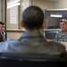 President Obama meets with Gen. McCrystal in Afghanistan