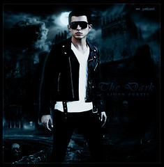 Simon Curtis [ The Dark - 8Bit-Heart ] (Mr.JunkieXL) Tags: life new simon dark mr album super pop diablo curtis junkiexl the 8bitheart psycholove