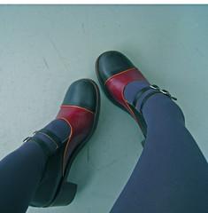 Giraudon (Blandrea) Tags: vancouver shoes britishcolumbia burnaby maryjanes giraudon