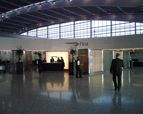 DigiGlass Decorative Window Film at Heathrow Terminal 5