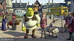 Shrek 4 - Annecy 2010