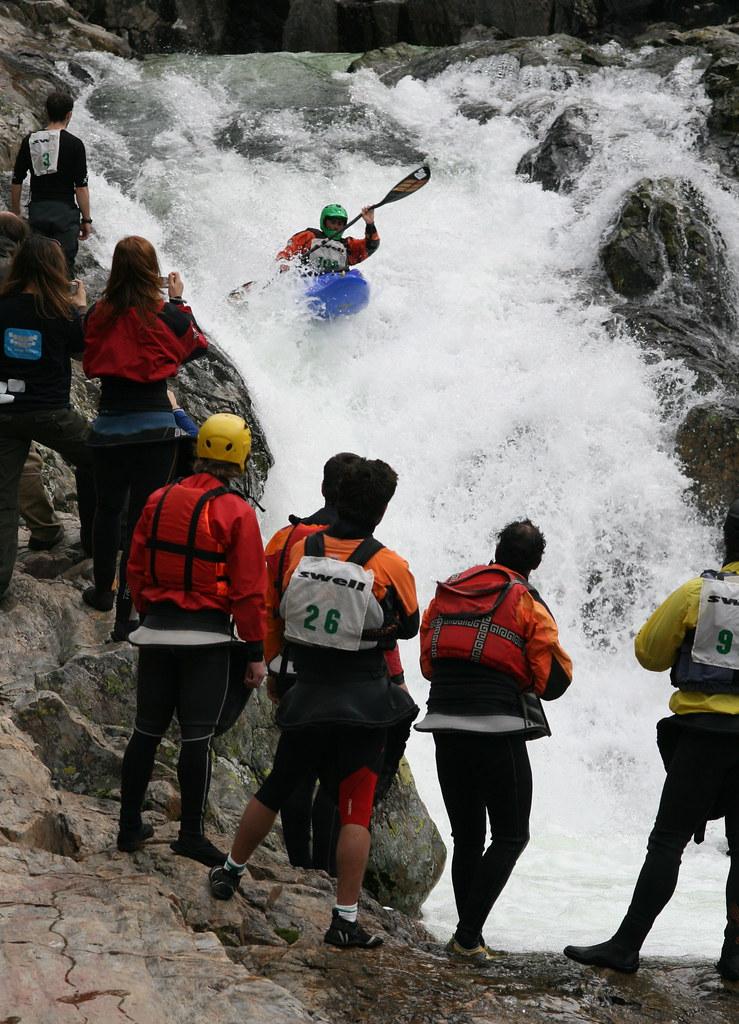 Tobogan das Fisgas - Kayak