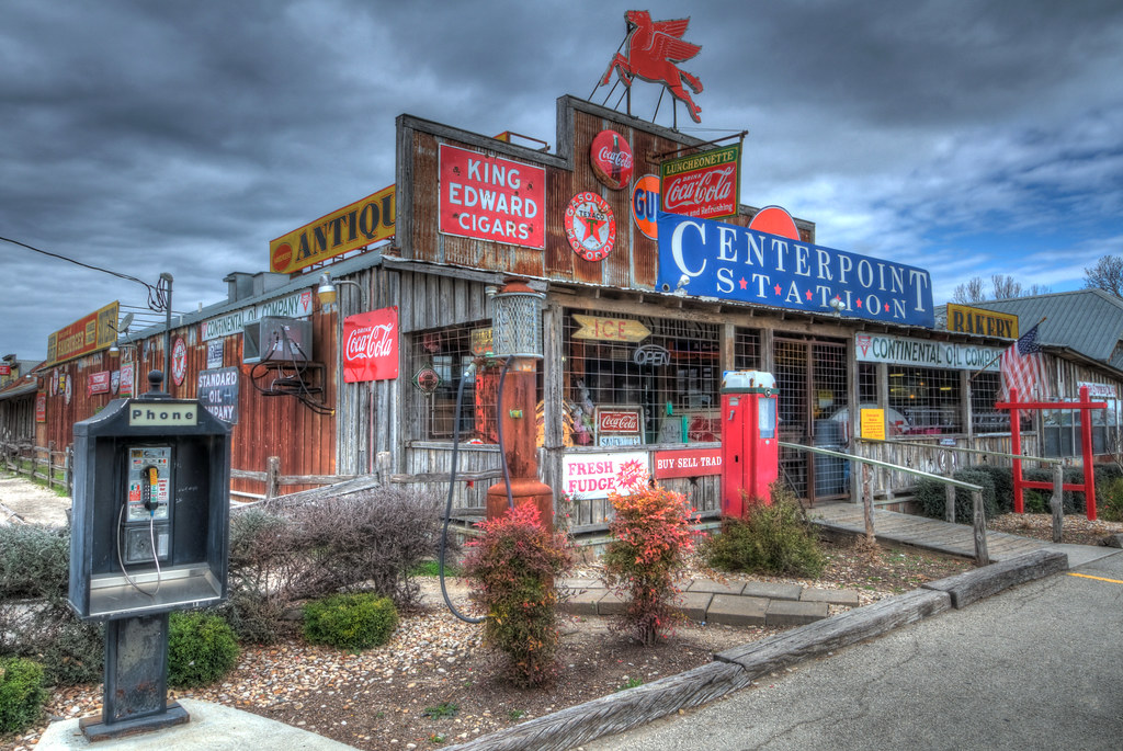 HDR - Centerpoint Restaurant