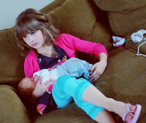 Anna and Eli
