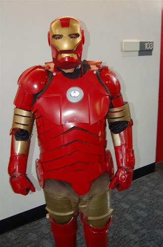 WonderCon 2010: Iron Man